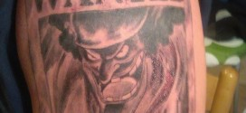 Awesome Tattoo sent by Alessandro Rughetta ^ ^