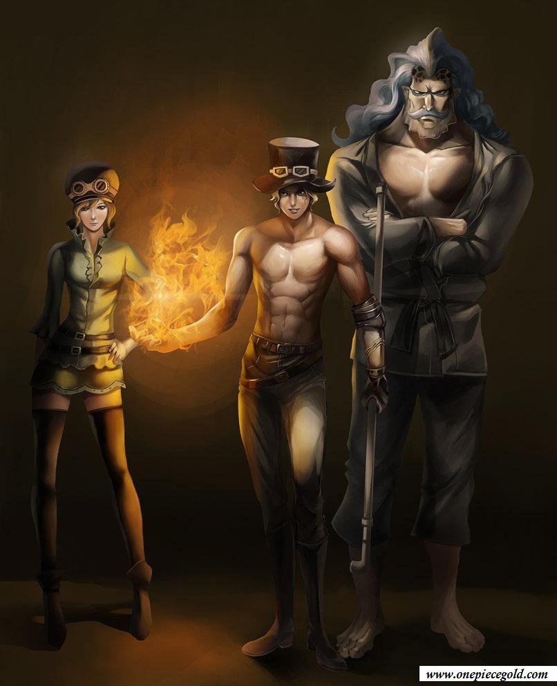 One Piece Revolutionary Army The-revolutionary-army-one