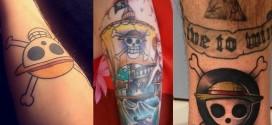 Tattoos by: M.Scarpa, Tijs Ots & V.Kontogeorgis