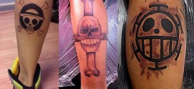 1st Tattoo sent by Mohamad Jaafar, 2nd and 3rd sent by Gustavo Sousa