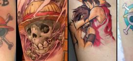 Tattoos by B.Schweizer, G.Antoniou, Δ.Κιορφελεκας & C.Cruach