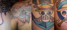 Tattoos by B.Browning, T.Abong, K.R.Mendez, M.Beckhof & M.Kallias