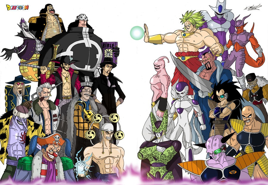 image gallery one piece villains