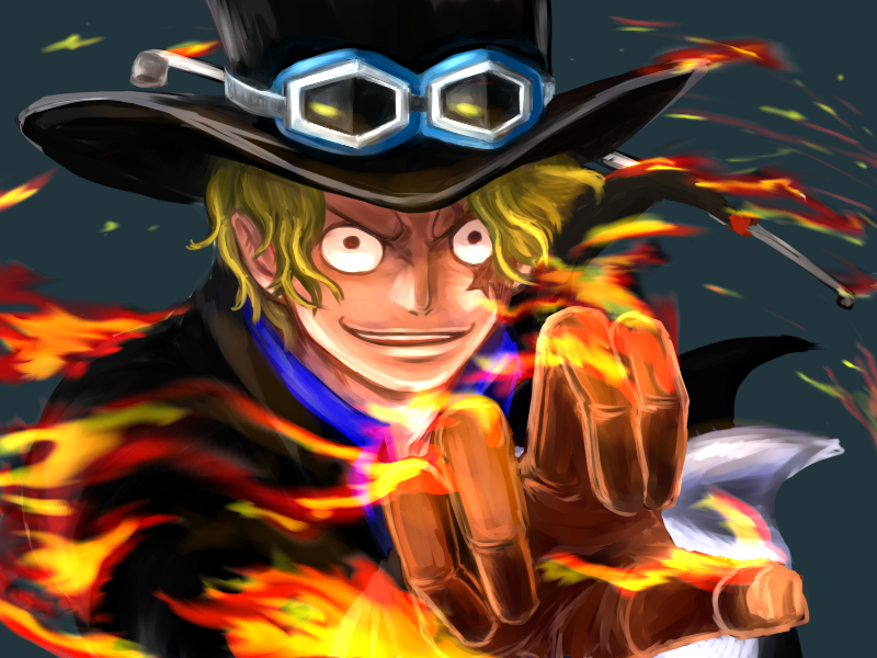Sabo trained under Monkey D. Dragon!   ONE PIECE GOLD