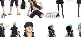 'ONE PIECE: GOLD' MOVIE: STRAW HAT PIRATES OUTFITS REVEALED