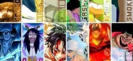 Who's the strongest logia type?