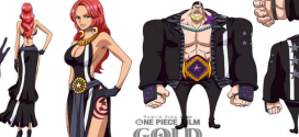 One Piece Film Gold: Tesoro Crewnmates Revealed!